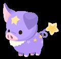 Purple Pigstar (Spirit) KHUX.png