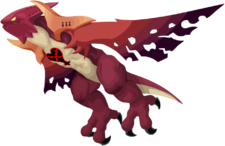 the Wyvern Heartless