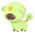 Green Lambstar (Spirit) KHUX.png