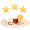 The Chocolate Mousse+ dish sprite