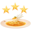 The Crêpes Suzette+ dish sprite