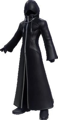 Mysterious Figure from Kingdom Hearts III