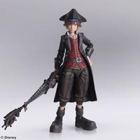 Kingdom Hearts III Sora The Caribbean Bring Arts Figures Image