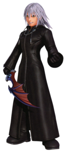 Dark Riku (Black Coat)