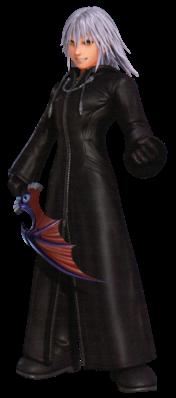 Dark Riku (Black Coat)