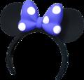 Head - Minnie Ears (Blue Bow) KH0.2.png