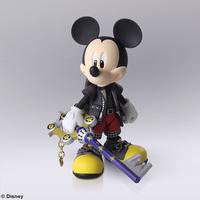 Kingdom Hearts III King Mickey Bring Arts Figures Image