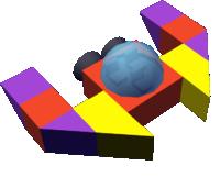 Stingray (Gummi Ship)