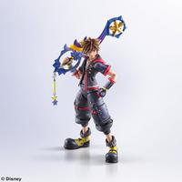 Kingdom Hearts III Sora Bring Arts Figure Image