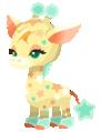 Yellow Giraffestar (Spirit) KHUX.png