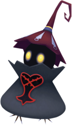 Black Ballade from Kingdom Hearts Final Mix.