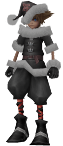 Valor Form (Christmas Town)