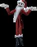 Jack Skellington (Santa outfit) KHII.png
