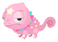 Pink Chameleostar (Spirit) KHUX.png