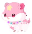 Pink Hamstar (Spirit) KHUX.png