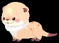 Orange Otterstar (Spirit) KHUX.png
