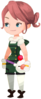 """One the the unnamed Keyblade Wielders<span style=""""font-weight: normal"""">&#32;(<span class=""""t_nihongo_kanji"""" style=""""white-space:nowrap"""" lang=""""ja"""" xml:lang=""""ja"""">キーブレード使い</span><span class=""""t_nihongo_comma"""" style=""""display:none"""">,</span>&#32;<i>Kīburēdo Zukai</i><span class=""""t_nihongo_help noprint""""><sup><span class=""""t_nihongo_icon"""" style=""""color: #00e; font: bold 80% sans-serif; text-decoration: none; padding: 0 .1em;"""">?</span></sup></span>)</span>, she appears during the weekly Lux ranking."""