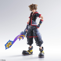 Sora KHIII (Play Arts Kai Figure).png