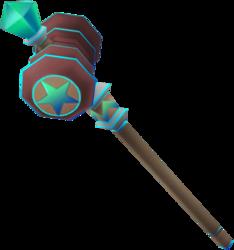 Hammer Staff