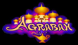 KHII logo of Agrabah