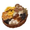 The mushrooms ingredient sprite