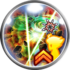 Icon of Explosion from Final Fantasy Record Keeper