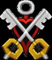 Χ-blade Keychain KHBBS.png