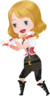 """One the the unnamed Keyblade Wielders<span style=""""font-weight: normal"""">&#32;(<span class=""""t_nihongo_kanji"""" style=""""white-space:nowrap"""" lang=""""ja"""" xml:lang=""""ja"""">キーブレード使い</span><span class=""""t_nihongo_comma"""" style=""""display:none"""">,</span>&#32;<i>Kīburēdo Zukai</i><span class=""""t_nihongo_help noprint""""><sup><span class=""""t_nihongo_icon"""" style=""""color: #00e; font: bold 80% sans-serif; text-decoration: none; padding: 0 .1em;"""">?</span></sup></span>)</span>, she appears during the daily Team ranking in [chi]."""