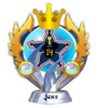 June 2014 Featured User Medal.png