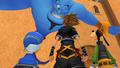 Genie Works Hard 01 KHII.png