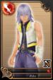 Riku card 39 from Kingdom Hearts χ