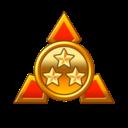 The E Merit Rank icon
