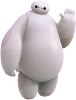 {{aboutfile |description=Official render for Baymax in Kingdom Hearts III |purpose=Baymax gallery |game=Kingdom Hearts III |source=Cropped by Sign from KHInsider