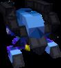 The Ifrit B Gummi Ship enemy model