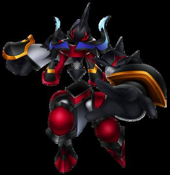 Trinity Armor