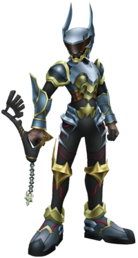 Ven's armor in Birth by Sleep.