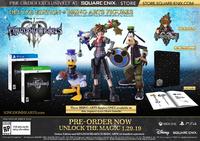 Kingdom Hearts III Sora, Donald, Goofy Toy Box Bring Arts Figures Image