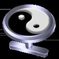 Yin-Yang Cufflink KHIII.png