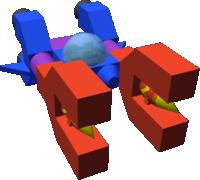 Ifrit (Gummi Ship)
