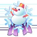 Snowman Rosette KHIII.png