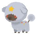 Gray Lambstar (Spirit) KHUX.png
