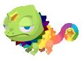Rainbow Chameleostar (Spirit) KHUX.png