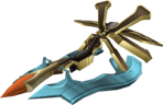 Keyblade Glider image extracted from the game.