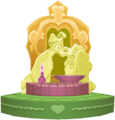 Lady and the Tramp Fountain KH.png