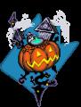 Halloween Town (Card) KHCOM.png