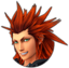 Axel's idle sprite