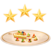 The Tarte aux Fruits+ dish sprite