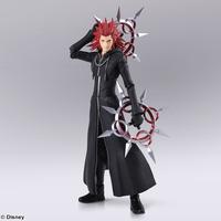Kingdom Hearts III Axel Bring Arts Figures Image