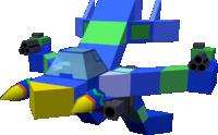 Leon (Gummi Ship)