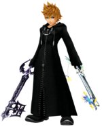 Roxas (Oathkeeper and Oblivion)
